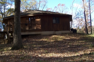 18 Acres and House on Peppers Lake - Prairie County, AR