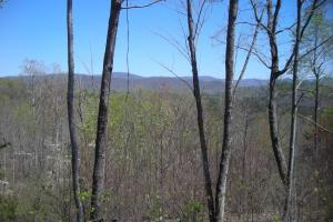Talking Rock Mountain View Homesite - Pickens County GA