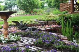 Spectacular Omaha Home Site with Stunning English Gardens in Douglas, NE (28 of 53)