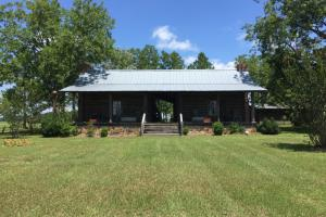 Hand Hewn Dog Trot Cabin, Farm & Timber  - Dooly County GA