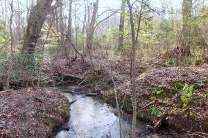 Recreational Homesite with Creek - Greenville County SC