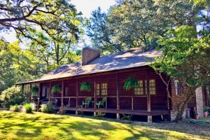 The Log House of Stockton - Baldwin County AL