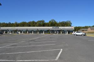 <p>Greystone Shoppes Strip Mall</p>