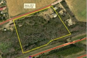 Prime Commercial/Industrial Opportunity - Tuscaloosa County AL