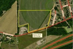 34 Acre Prime Commercial/Industrial Opportunity - Tuscaloosa County AL