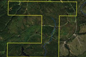 Flat Rock large acreage hunting land - Jackson County AL
