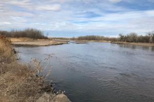 South side of the Platte River, facing west (1 of 27)