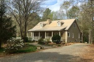 Lazar Creek Secluded Hunting Retreat - Talbot County GA