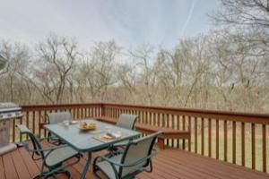 Photo 8 of 68  ·  8 of 68 Photos for PRIVATE LIVING IN JOCO!!  STILWELL HOME + ACREAGE! in Johnson County, KS