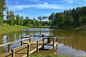 The Silas Lake Lodge & Farm Tract - Choctaw County AL