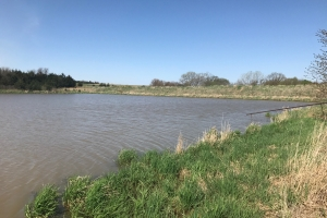Otoe County acres with timber and pond - Otoe County NE