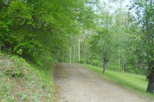 <p>Private roads on property are well-maintained</p>