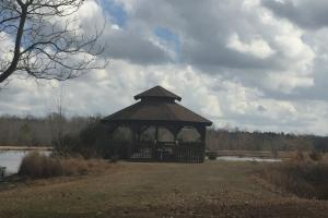 <p>Gazebo with Electricity</p>
