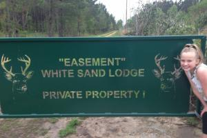 White Sand Lodge on Hobolochitto Creek  - Pearl River County MS