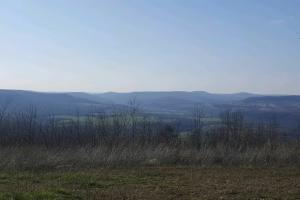 115+/- Acres Ozark Mountain Views and Private Lake - Carroll County AR