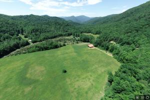 Spectacular Farmland Adjacent to National Forest - Mitchell County NC