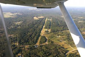 Air Park near New Orleans - Hancock County MS