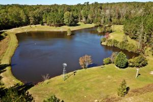 Peterman Turn-Key Lodge & Lake Retreat - Monroe County AL
