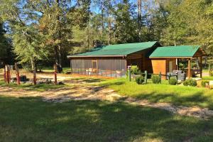 Peterman Turn-Key Lodge & Lake Retreat in Monroe, AL (58 of 70)