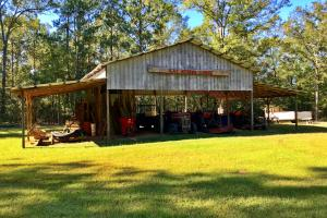 Peterman Turn-Key Lodge & Lake Retreat in Monroe, AL (5 of 70)