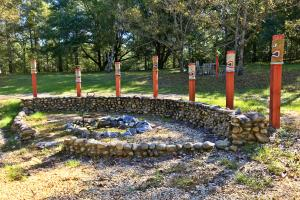 Peterman Turn-Key Lodge & Lake Retreat in Monroe, AL (56 of 70)