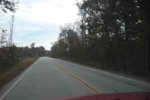 <p>Road Frontage on Hwy 120. Eastbound. Property on right.</p>