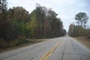 <p>Road Frontage on Hwy 120. Westbound. Property on left.</p>