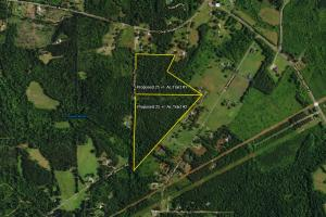 Cove Shocco Talladega Timber Tract #2 - Talladega County AL