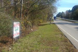 U.S. 70 Commercial Opportunity near Brier Creek and RTP - Durham County NC