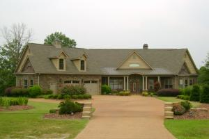 Sylacauga Estate with Lake - Coosa County AL