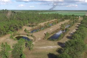 Fish Farm Homesite Babcock Ranch Ponds - Charlotte County FL