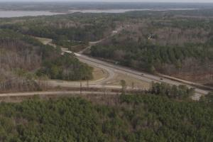 57 Acres on I-85 in Durham with Development Potential - Durham County NC