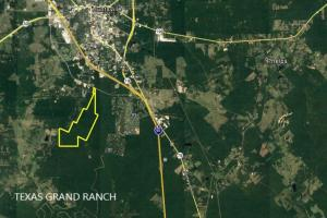 ACREAGE RESIDENTIAL DEVELOPMENT - ADJOINS NATIONAL FOREST - Walker County TX