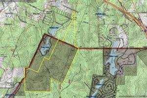 ACREAGE RESIDENTIAL DEVELOPMENT - ADJOINS NATIONAL FOREST in Walker, TX (9 of 31)