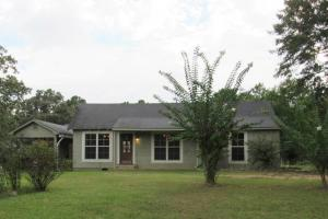 Beautiful, recently updated country home with 17 acres on Hwy. 19 - Attala County MS