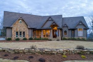 Springville Pine Mountain Tract with Custom Home - Saint Clair County AL