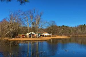Country Estate with Home and Pond - Barnwell County SC