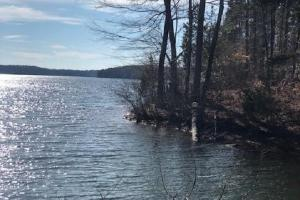 Waterfront Mayo Lake 2.49 Acres - Person County NC