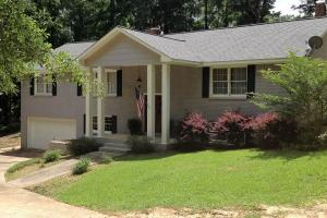 Wooded with lots of privacy on this 15 acres and brick home close to French Camp! - Choctaw County MS