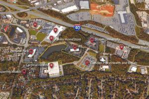6 Marithe Ct, Koger Greensboro Commercial Site - Guilford County NC