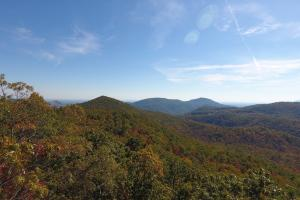 Blue Ridge Mountain Peaks and Private Wilderness - Buncombe County NC