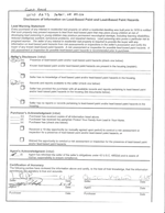 Lead-Based Paint Disclosure<br>(Doc 4 of 7)