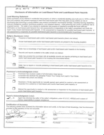 Lead-Based Paint Disclosure<br>(Doc 3 of 7)