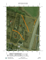 Aerial Map showing soils<br>(Doc 2 of 11)