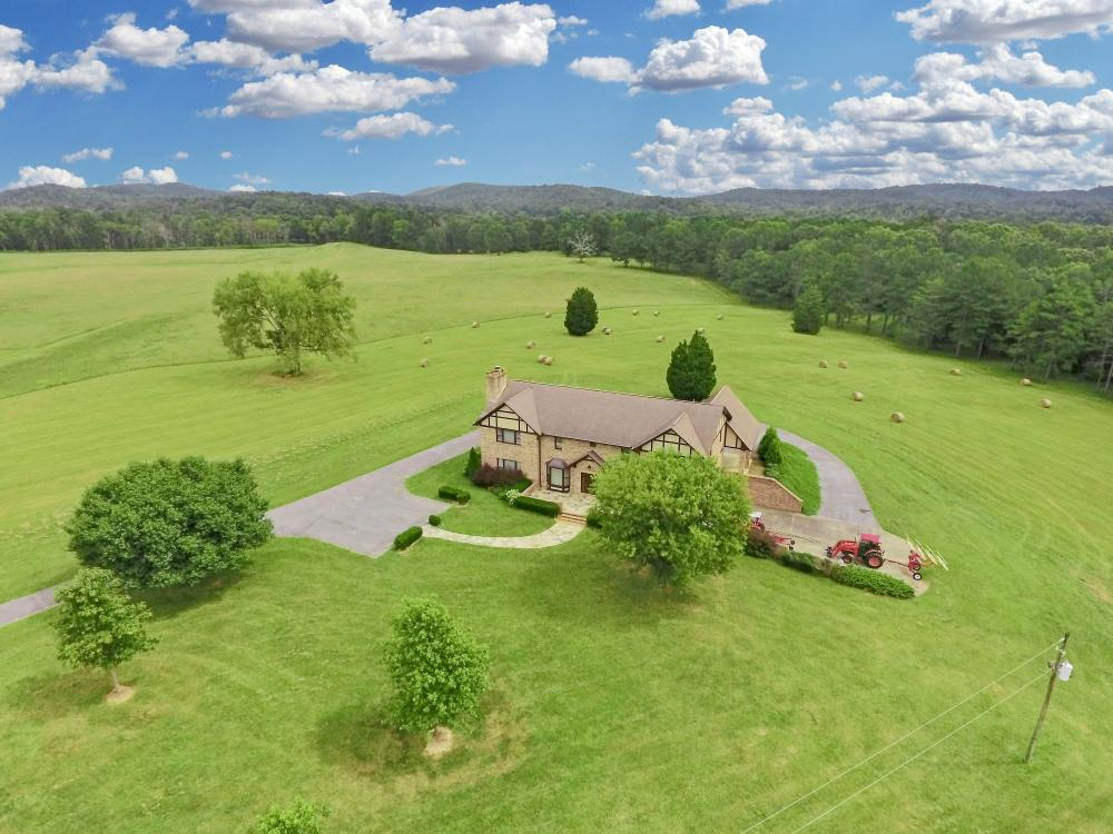 The Spring Meadows Estate in Shelby County, AL