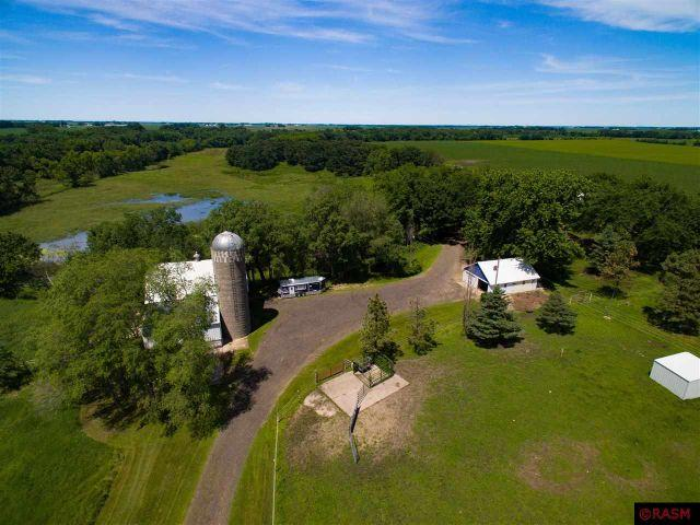 38 Acres, Home, Hunting, Pasture, River, Mapleton in Blue Earth County, MN