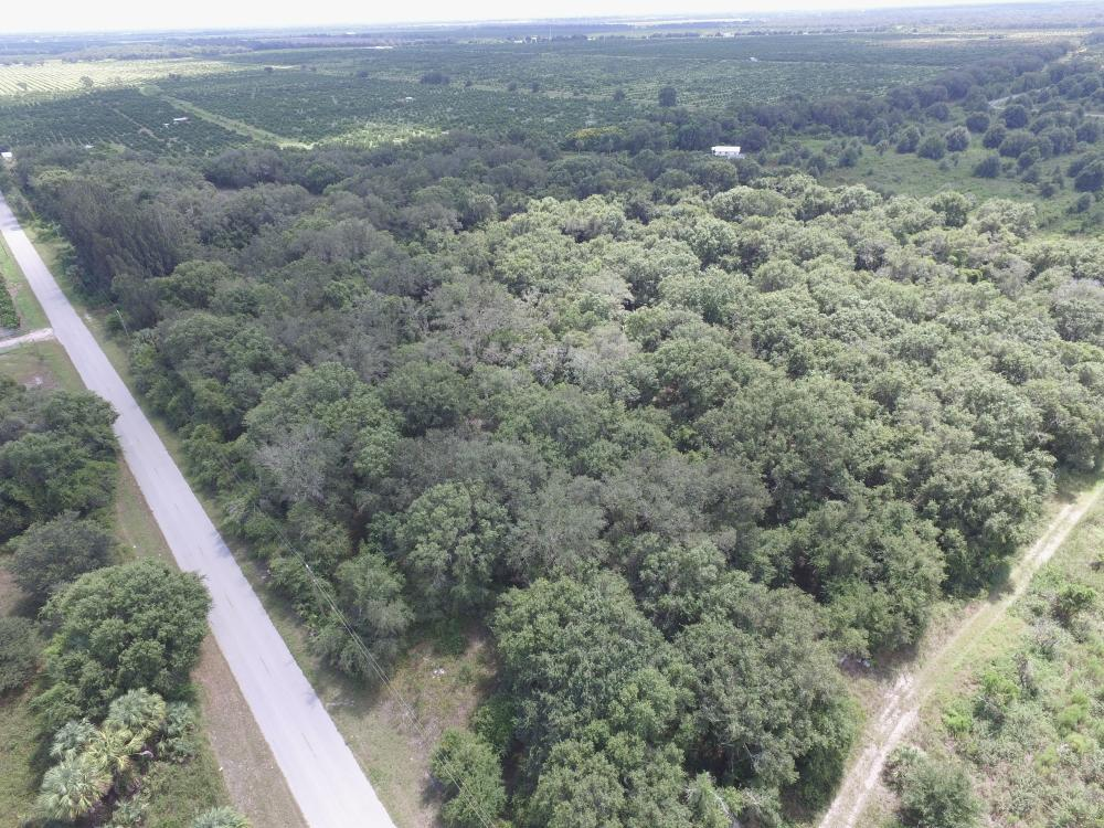 SW Hull Country Homesite in DeSoto County, FL