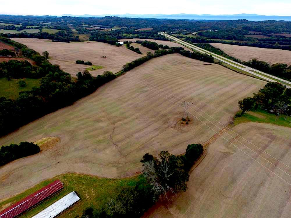 Highway 321 Farmland Investment Property in Loudon County, TN