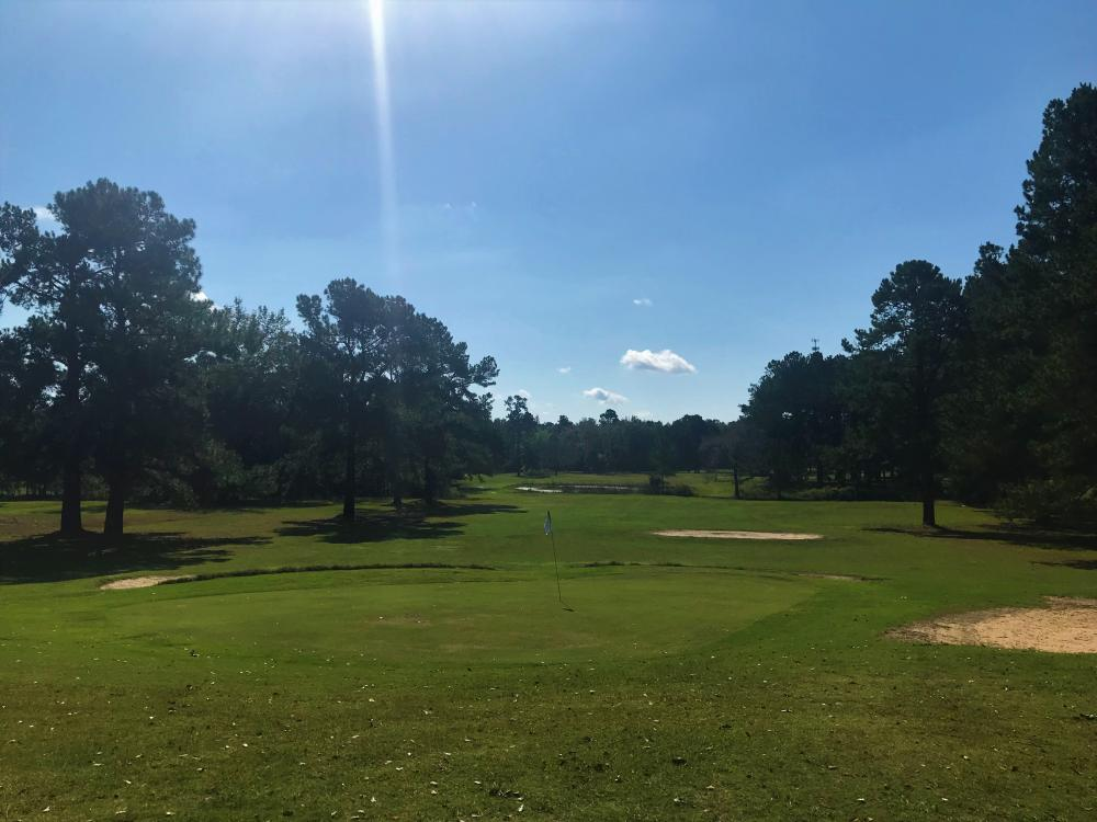 Crestwood Golf Club in Bamberg County, SC