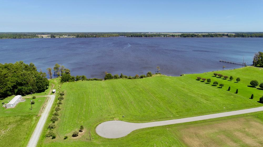 Rivers Edge Waterfront in Perquimans County, NC